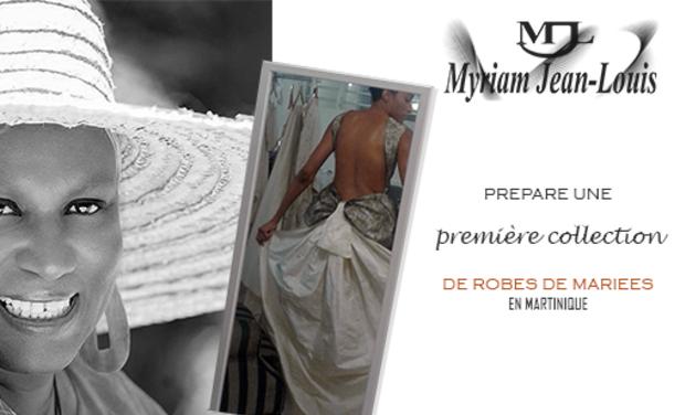 Visuel du projet MJL prépare sa collection de robes de mariées