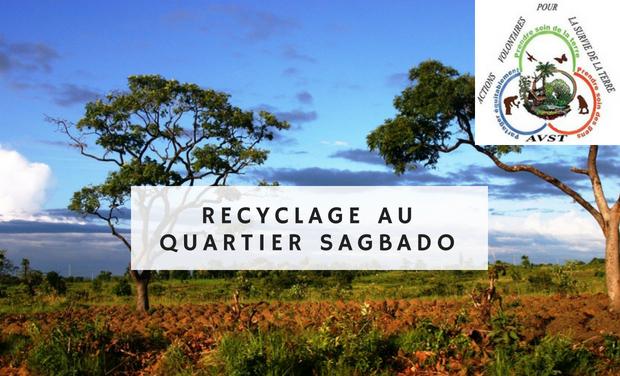 Visueel van project Recyclage au quartier Sagbado