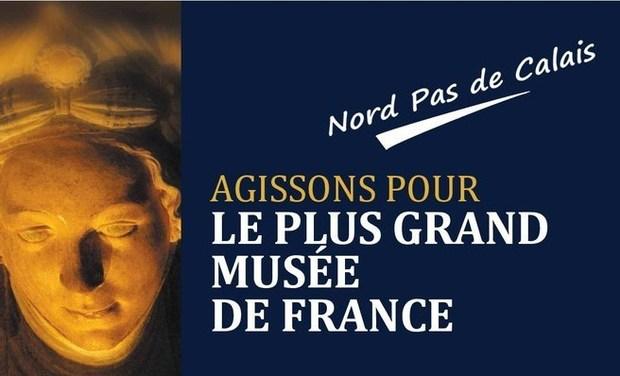 Project visual Le plus grand musée de France - Région Nord-Pas-de-Calais