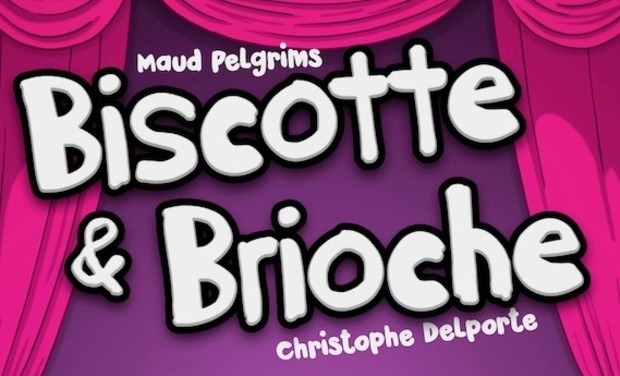 Project visual Biscotte & Brioche, enregistrement du premier album