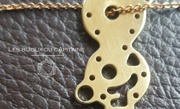 Project visual LES BIJOUX DU CAPITAINE