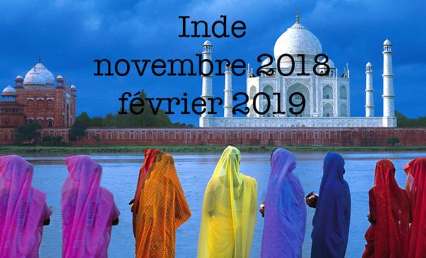 Visuel du projet Résidence de recherche et création en Inde