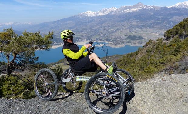 Visuel du projet Loisir écologique à 4 roues !