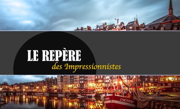 Project visual Le Repère des Impressionnistes - Bar à tapas - Epicerie fine