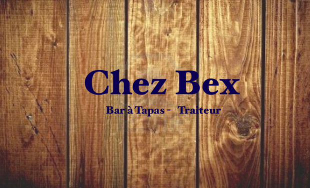 Project visual Chez Bex, Bar à Tapas