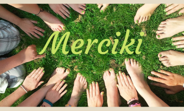 Visueel van project Merciki, the mutual assistance network