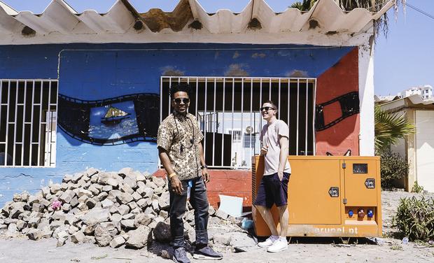 Visuel du projet KRIOLO : De New York au Cap Vert /  Album et documentaire Hip-hop