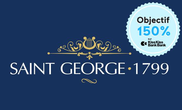 Visuel du projet Saint George 1799, Cognac et Audace