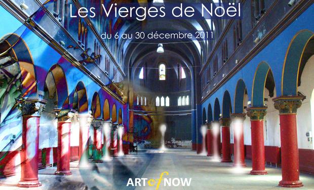 """Project visual """"Les Vierges de Noël"""" ®"""