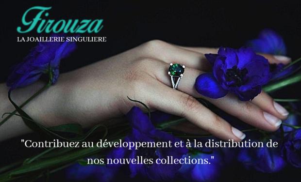 Visuel du projet Firouza - La Joaillerie Singulière