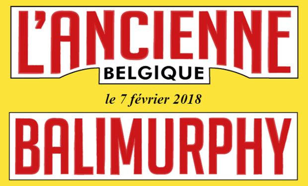 Visuel du projet BaliMurphy - Un album LIVE ?