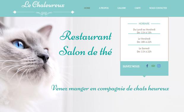 Visuel du projet Aidez à créer le premier restaurant avec des chats sur Bayonne