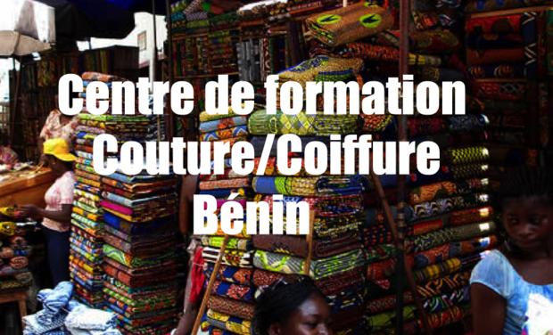 Visueel van project Centre de formation en couture et coiffure pour jeunes déscolarisés au Bénin