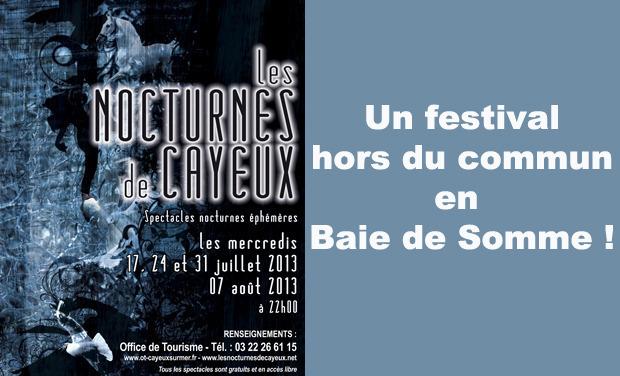 Visuel du projet Les Nocturnes de Cayeux