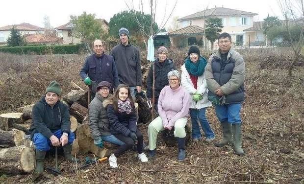 Visuel du projet Dans le Nord Isère, des jardins solidaires pour développer du lien social