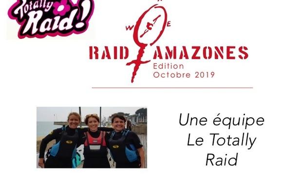 Project visual Equipe Totally Raid- Raid Amazones 2019