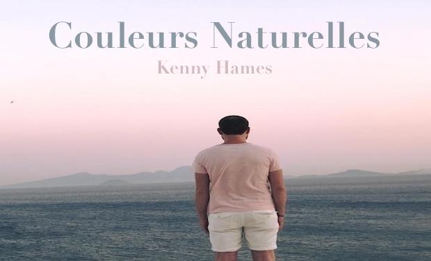 Project visual Kenny Hames  Couleurs Naturelles Enregistrement EP