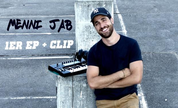 Visuel du projet Menni Jab - Enregistrement du premier EP + clip