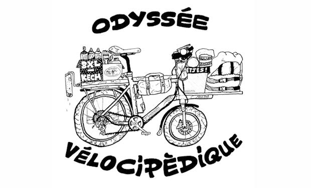 Visuel du projet Odyssée Vélocipédique