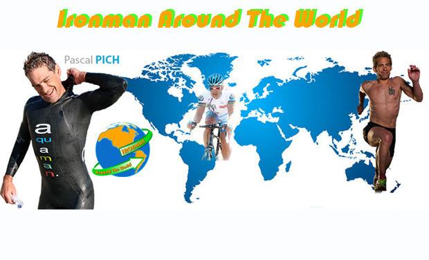 Visuel du projet Ironman Around The World