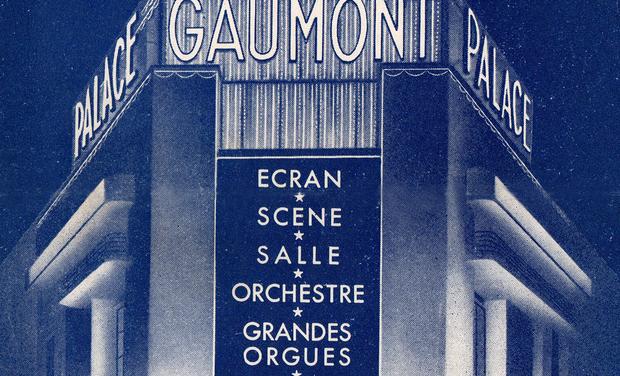 Visuel du projet Rendez-vous au Gaumont-Palace