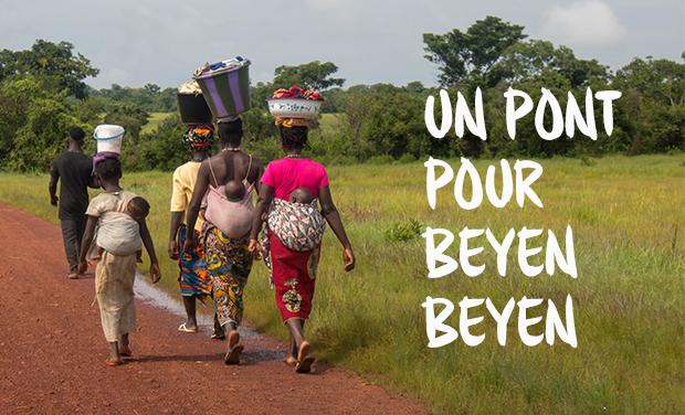 Visuel du projet Un pont pour Beyen Beyen