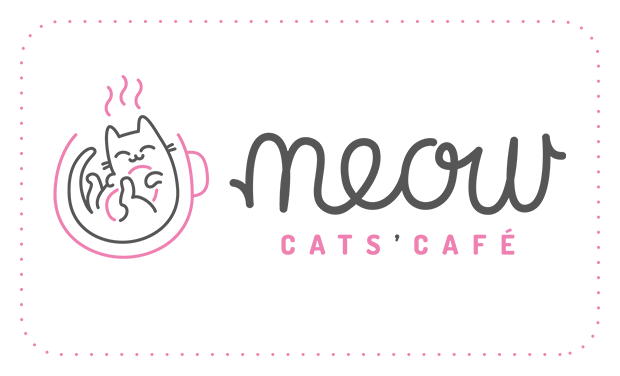 Project visual Meow Cats' Café - Café à chats Aix-en-Provence
