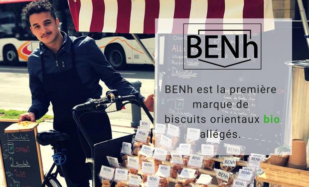 Visuel du projet BENh, biscuits orientaux allégés.
