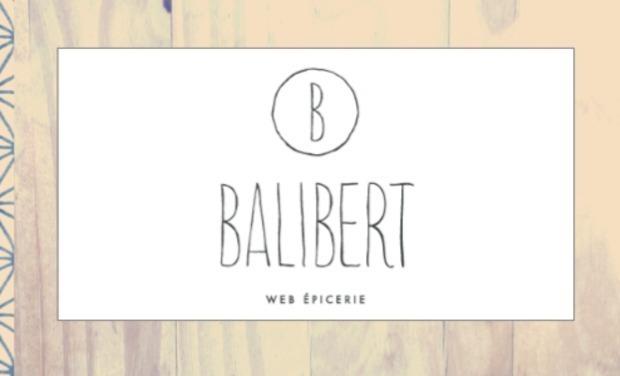 Visuel du projet Balibert, l'épicerie du terroir sur internet