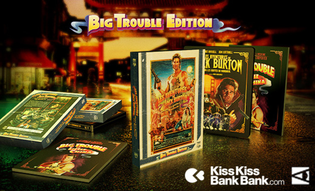 Project visual Jack Burton Big Trouble Edition