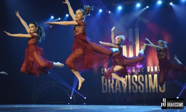 Visuel du projet Participations aux Compétitions de danse Bravissimo et 5678 Showtime