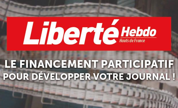 Visuel du projet Aidons Liberté Hebdo à franchir le cap numérique !