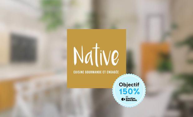 Visuel du projet NATIVE - Cuisine gourmande & engagée