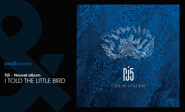 "Visuel du projet Pj5 : ""I Told the Little Bird"""