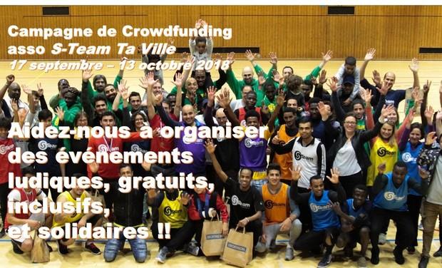 Visuel du projet Aidez-nous à organiser des événements ludiques solidaires et inclusifs