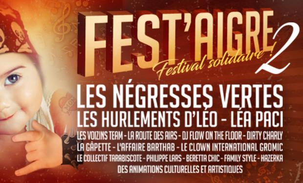 Visueel van project Que la solidarité et la fête continue, en route vers Fest'Aigre 3