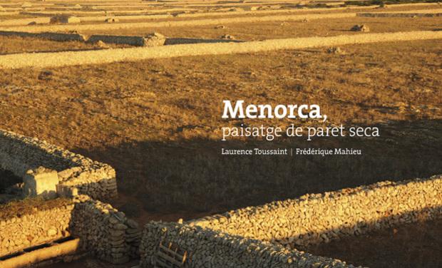 Project visual Minorque, paysage de pierre sèche