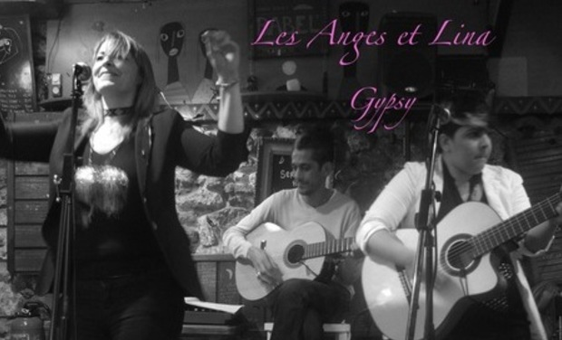 Project visual Les Anges et Lina