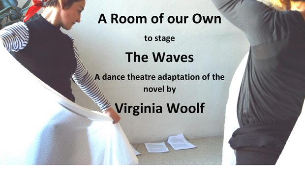 Visuel du projet Projet théâtre et danse : les Vagues - adapté d'après le roman de Virginia Woolf