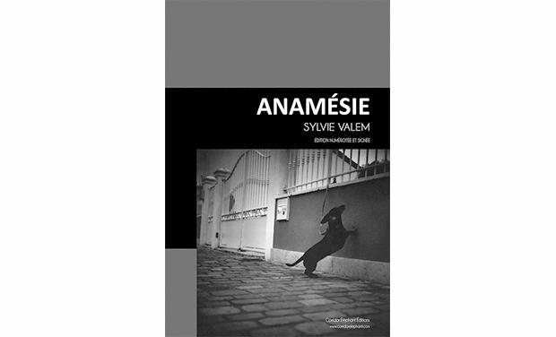 Visuel du projet ANAMÉSIE, le livre photographique de Sylvie Valem