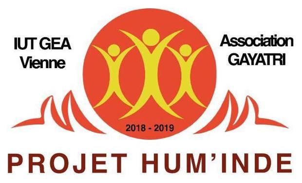 Visueel van project projet étudiant hum'Inde pour aider une association en Inde