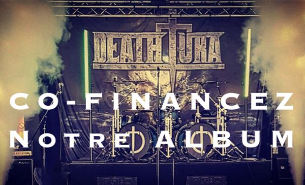 Visuel du projet DEATHTURA 1er Album