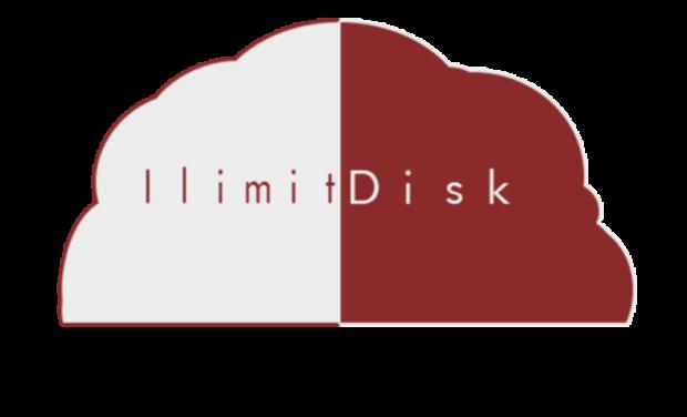 Visueel van project IlimitDisk