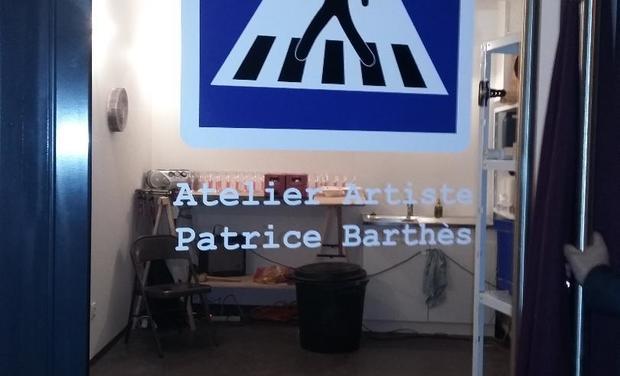 Visueel van project ATELIER D'ARTISTE