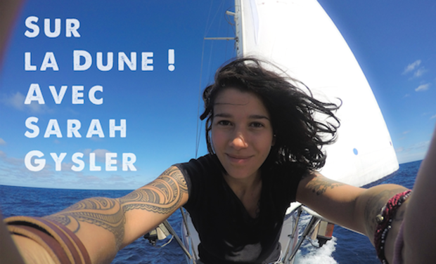 Visuel du projet Sur la Dune avec Sarah Gysler