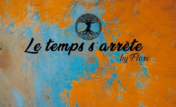 Visuel du projet Le temps s'arrête - Salon de massage bien être by Flore