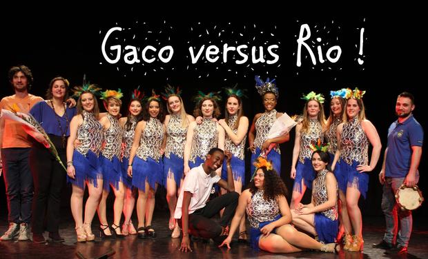 Project visual Gaco versus Rio