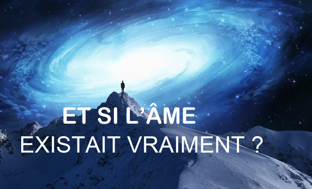 Visuel du projet ET SI L'ÂME EXISTAIT VRAIMENT