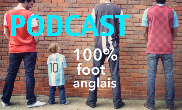 Visueel van project Pour un Podcast 100% foot anglais chaque semaine !