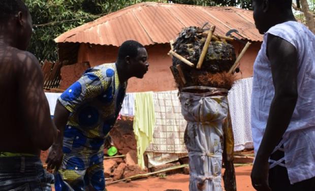 Visueel van project Plongez au cœur du vaudou béninois